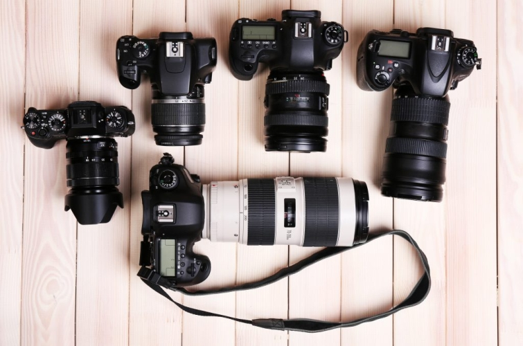 Cum sa alegi o camera foto